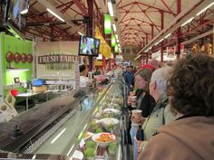 Findlay Market Food Tour from 365 Things to do in Cincinnati