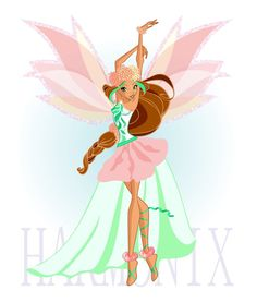 Winx Club Sparklix | winx club sparklix colouring pages (page 2)