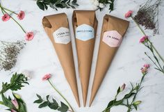 Brown Paper Floral Packaging - Brown paper floral packaging seems like a natural fit—no pun intended. After all, flowers themselves are organic, so why wouldn't the p...
