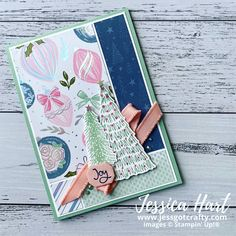 Jessica Hart, Stampin Up, Australia, Joy, Crafty, Cards, Glee, Stamping Up, Being Happy