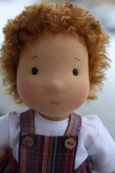 "ready for shipment - Waldorf doll ""Yosya"" for children from 2 years-13.5 inches by FavoriteDolls on Etsy https://www.etsy.com/listing/263646200/ready-for-shipment-waldorf-doll-yosya"