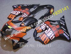 369.55$  Buy now - http://aliodo.worldwells.pw/go.php?t=32540879983 - Hot Sales,For Honda CBR600 F4 CBR 600 1999 2000 CBR600F4 99 00 CBRF4 Advanced ABS Motorcycle Fairing Kit (Injection molding) 369.55$