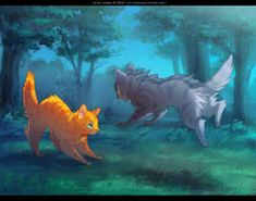 "FULLVIEW PLEASE I drew this picture from an extract of Erin Hunter's book: - 'The Darkest Hour' chapter 4 ""All was darkness and cold. He felt as if every scrap of . Warrior Cats Fan Art, Warrior Cats Series, Warrior Cats Books, Warrior 3, Cat Safe Plants, Herding Cats, Cat Scratching Post, Rabe, Comic"