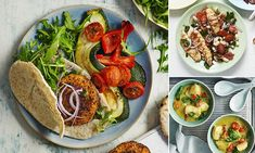 Weight Watchers Flex: Healthy meals you can make in 20mins | Daily Mail Online