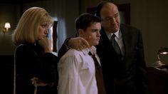 The Sopranos Cinematography