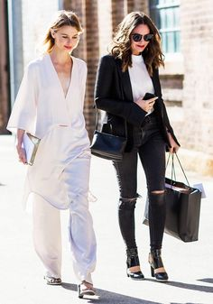 What Minimalist Style Really Looks Like in 2015 via @WhoWhatWear