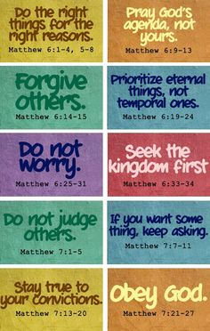Ummm, need to focus on Matthew...that worry and forgiveness escapes me...mostly because those who need forgiveness continue to do the unforgiveable.