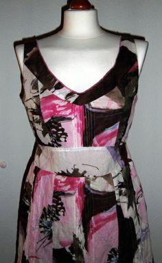 """Farb- und Stilberatung mit www.farben-reich.com - Kleid """"Foxtrott"""" Gr. 36 von es.war.so auf DaWanda.com"""