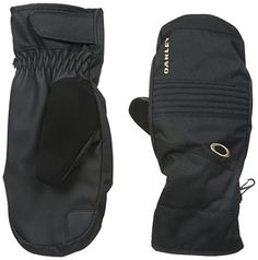 Oakley Mens Roundhouse Mitts Jet Black Large -- Be sure to check out this awesome product.(This is an Amazon affiliate link and I receive a commission for the sales)