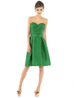 Rebeccas bridesmaid dress (option one)