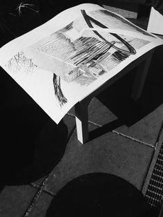 NICOLE WOGG, #artvacationonbalkonien Workplace, Behind The Scenes, Studio, Artist, Office Workspace, Artists, Studios