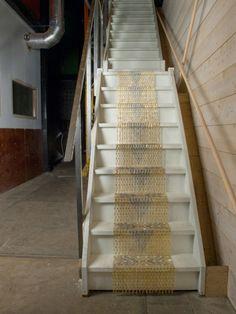 paper-clip carpet