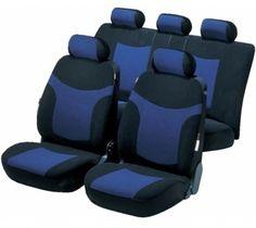 Sportlicher Autositzbezug in schlichtem Design - ein Hauch Luxus in Ihrem Fahrzeug.