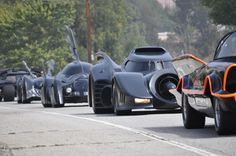 awesome + greatness = batman parade