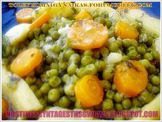 ΑΡΑΚΑΣ ΛΕΜΟΝΑΤΟΣ!!!Η αφαιρεση της ντοματας και η προσθηκη λεμονιου στο συγκεκριμενο φαγητο μας δινει ενα ελαφρυ και πεντανοστιμο πιατο. Δοκιμαστε το!!! ...by nostimessyntagesthsgwgws.blogspot.com Cookbook Recipes, Cooking Recipes, Christmas Buffet, Vegetarian Recipes Easy, Easy Recipes, Zucchini Fritters, Greek Recipes, Easy Meals, Good Food