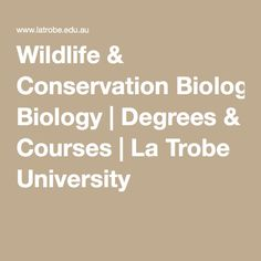 Wildlife Biology hardest majors in college