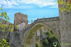 The city of Mostar is well known for its many bridges, warm climate, untouched nature and friendly people. Visit our website: www.tourguidemostar.com #starimost #oldbridge #tourguidemostar #mostar #explore #travel #architecture #stonewalls #herzegovina #mostar #bosniaandherzegovina #nature