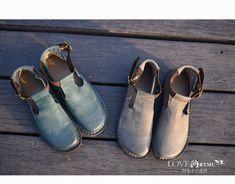 4c5c209475694 ... Genuine Leather Shoes Handmade Female Flats Mary Jane Women Ankle Strap  Buckle Shoes od zaufanych dostawców Damskie buty typu flats na O HA YOU  Store