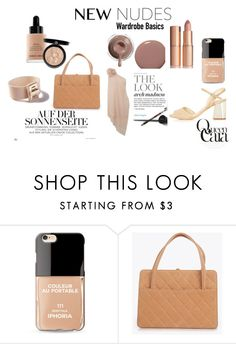 """I MAKE!"" by yolandaoktaviani on Polyvore featuring beauty, Iphoria, Cada, Bobbi Brown Cosmetics, Chanel and AX Paris"