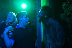 Universal Orlando's Walking Dead Haunted House Is Epically Immersive