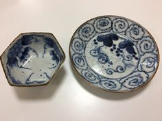 Beautiful hand-thrown, -painted Arita for use at GFC cooking classes.