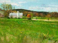 Peter Fiore, Artist's Blog about landscape painting.