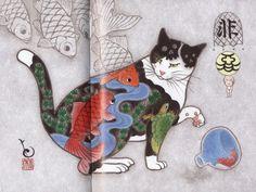 Kazuaki Horitomo Kitamura - Monmon Cats | 73 photos | VK