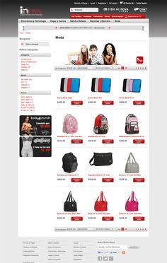Inova eCommerce website | created by ideas in digital