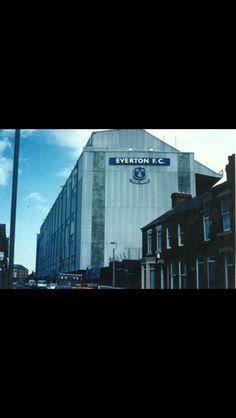 Goodison Park, Everton, Liverpool Fc, Skyscraper, City, Building, Skyscrapers, Buildings, Cities