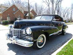 1942 Cadillac Convertible.