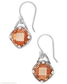 Jewelry Box by Silpada Designs | Earrings | Champagne Toast Earrings