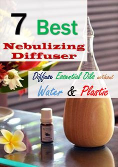 Best Nebulizing Essential Oil Diffusers for Your Home Use . These for do not hear or burn the oil. It's waterless and plastic free to keep the toxins away. Essential Oil Nebulizer, Essential Oil Diffuser, Essential Oils, Aroma Diffuser, Diffusers, Air Freshener, Cleaning Hacks, Aromatherapy, Are You Happy