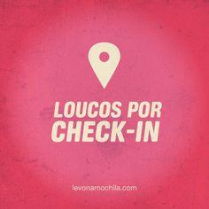 .@Levo na Mochila | Já sabe o próximo destino? #levonamochila #checkin #viagem #travel | Webstagram
