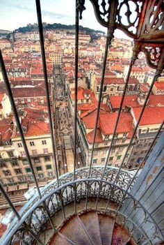 Lisboa, Portugal. Really One of The Most Amazing Cities