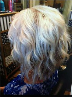 40 Wavy Short Hairstyles | The Best Short Hairstyles for Women 2015