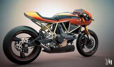 DUCATI 800 ss / Alpha Motocicletas