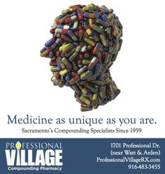Professional Village Compounding Pharmacy in Sacramento, CA