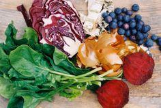 Naturalne produkty do farbowania jaj/ natural egg dyes