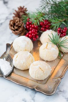 Crinkles, Christmas Cookies, Nutella, Camembert Cheese, Recipies, Good Food, Dairy, Food And Drink, Cooking