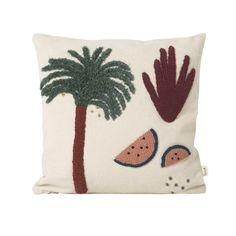 Palm tree cushion //