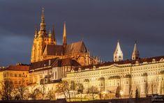 Heart Of Europe, Czech Republic, Prague, Barcelona Cathedral, Travel, Viajes, Destinations, Traveling, Trips