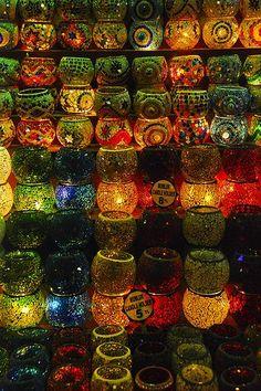 lanternes lampes turkey