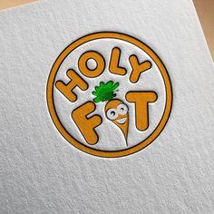 Holy Fit - zrealizowane logo