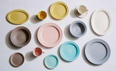 Graphic design inspiration - Game of colors Best Web Design, Measuring Cups, Store Design, Cool Kitchens, Food Styling, Nom Nom, Kitchen Appliances, Design Inspiration, Ceramics