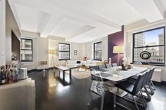 Ryan Serhant's Old Apartment Is Up for Sale and It Could Be a Good Luck Charm, it's a beautiful Apartment! With views. Oh to have a few millions, I'd buy it!