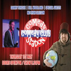 Comedy Station - Local Laughs at The Round Room - VIVA Blackpool, 3 Church Street, Blackpool, Lancashire, FY1 1HJ on May 01, 2014 from 7:00 pm to 11:00 pm. It's the first Thursday of the month, it's May - so it's time for another 'Lovely Locals' show right here at Blackpool's Best Comedy Night! So reserve your seat, sit back and enjoy the laughs! Tickets: http://atnd.it/9703-0, Standard Ticket: £7, NUS / Student ID: £5, VIP Ticket (Includes first drink and food platter): £12.50