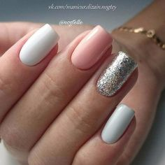 Semi-permanent varnish, false nails, patches: which manicure to choose? - My Nails Chic Nails, Classy Nails, Stylish Nails, Trendy Nails, Hair And Nails, My Nails, Nagellack Design, Dipped Nails, Dream Nails
