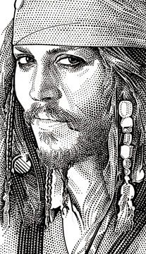 Jack Sparrow by Randy Glass