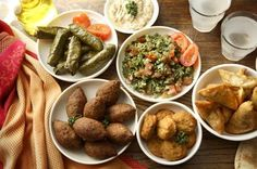 Sample traditional Lebanese cuisine, a delightful array of mezze and grills at Conrad Cairo. Lebanese Recipes, Lebanese Cuisine, Greek Recipes, Meze Recipes, Egyptian Recipes, Middle East Food, Middle Eastern Dishes, Middle Eastern Recipes, Comida Armenia