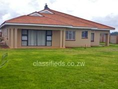 The most popular Zimbabwe Houses for Sale classifieds by far. 5 Bed House, Bedroom House Plans, House On A Hill, Hatfield House, House Plans With Photos, Highland Homes, Storey Homes, Study Rooms